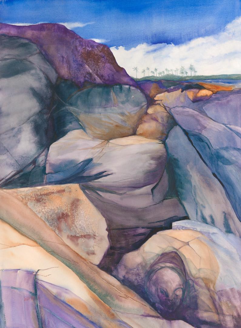 Kapalua Memories Watercolor