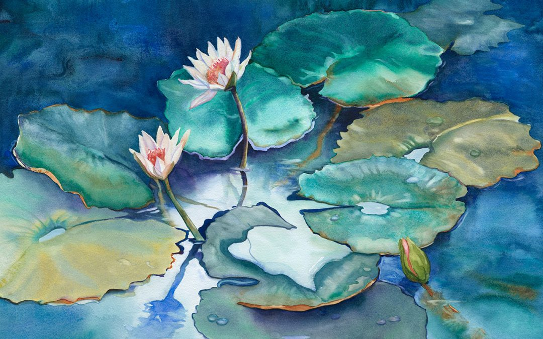 Discover the Qualities of Watercolor November 2019 Workshop